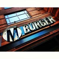 7/13/2013 tarihinde Neftali R.ziyaretçi tarafından M Burger'de çekilen fotoğraf