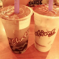 Photo taken at Chatime by Chicha L. on 4/15/2014