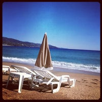 Photo taken at Café Est 83 Siesta Beach by Baton M. on 9/14/2012