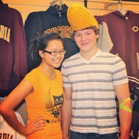 Photo taken at Cobber Bookstore by Gia R. on 10/31/2012