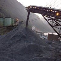 Photo taken at Lower Ore Flow MLA PORTAL by QQ R. on 11/22/2012