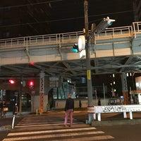 Photo taken at Nakazakicho Station (T19) by Riel ㅤ. on 11/12/2017