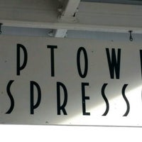 Photo taken at Uptown Espresso & Bakery by Ted P. on 4/14/2017