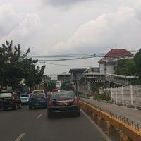 Photo taken at Jalan Mampang Prapatan Raya by Adhitia T. on 12/7/2012