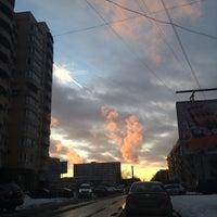 Photo taken at Варшавская/Кузнецовская by Kлара🐾 on 2/10/2015