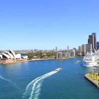 Photo taken at Sydney Harbour Bridge by tbxl . on 3/22/2016