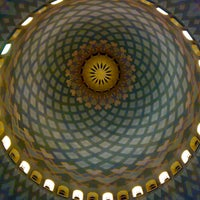Photo taken at Masjid Nasional Al-Akbar by Octa D. on 7/1/2013
