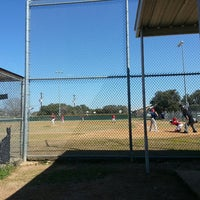 Photo taken at Cedar Park Youth League by Barron F. on 3/14/2015