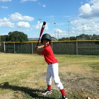 Photo taken at Cedar Park Youth League by Barron F. on 9/3/2014