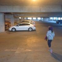 Photo taken at Henderson Parking Garage by Carl J. on 10/31/2015