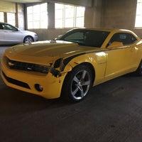 Photo taken at Henderson Parking Garage by Carl J. on 5/13/2017