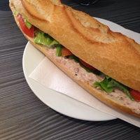 Photo taken at Boulangerie Baguepi by matthias n. on 2/6/2014