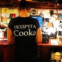 Снимок сделан в James Cook Pub & Cafe пользователем Андрей Д. 5/10/2013