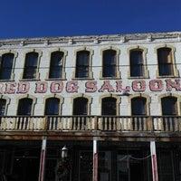 Photo taken at Red Dog Saloon by Ken N. on 11/30/2013
