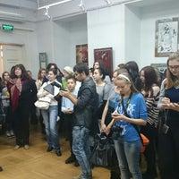 Photo taken at Ростовский областной музей изобразительных искусств by Vladimir K. on 11/14/2014