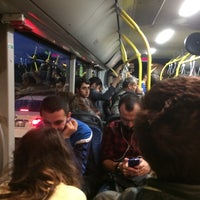 Photo taken at 17B Gebze - Kartal Metro by Ceyhan C. on 10/24/2014