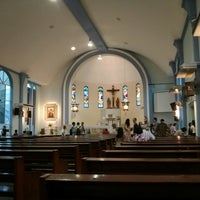 Photo taken at Church of Our Lady of Sorrows by Aileen A. on 5/18/2014