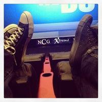 Foto tomada en NCG Eastwood Cinemas por Danny A. el 1/2/2013