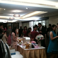 Photo taken at BALL ROOM by Chuchai K. on 11/17/2012