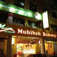 Photo taken at Muhibah Cake House / Vegetarian Restaurant by Wu M. on 8/17/2013