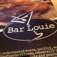 Photo taken at Bar Louie by Kory O. on 10/25/2012