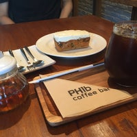 Photo taken at PH1b coffee bar by Tann L. on 11/27/2016