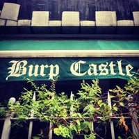 Photo taken at Burp Castle by Noah F. on 9/12/2013