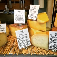 Photo taken at Saxelby Cheesemongers by Noah F. on 1/25/2015