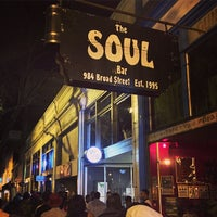 Photo taken at The Soul Bar by Noah F. on 12/26/2014
