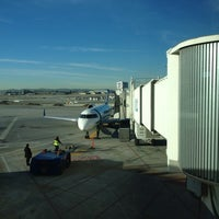 Photo taken at Gate 201 by NAO on 1/18/2013