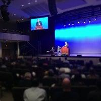 Photo taken at Spillman Auditorium by James F. on 10/26/2012