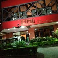 Photo taken at Escola Superior de Propaganda e Marketing (ESPM) by Caio Cesar C. on 2/21/2013