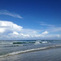 Photo taken at Fort Pierce Inlet State Park by Kathi R. on 7/9/2013