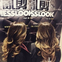 Mess Look Hair Salon