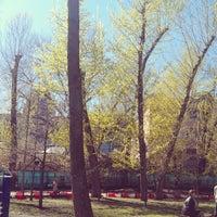 Снимок сделан в Щемиловский детский парк пользователем Mayis A. 5/7/2013