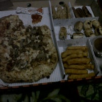 Photo taken at PHD (Pizza Hut Delivery) by Fitri A. on 2/10/2014