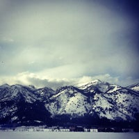 Photo taken at Jackson Hole Mountain Resort by Jesse P. on 2/20/2013