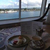 Photo taken at Crystal Symphony Docked In Key West by Stephanie M. on 11/22/2013
