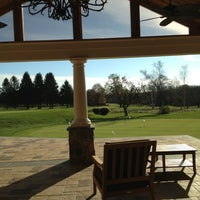 Photo taken at New London Country Club by Stephanie M. on 11/6/2012