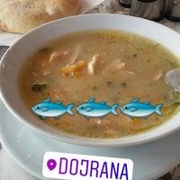 Photo taken at Ресторан Дојрана by Ico I. on 9/1/2017