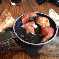 Photo taken at Ponti's Italian Kitchen by L. A. on 7/12/2013