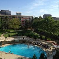 Photo taken at The Westin Kansas City at Crown Center by Josh C. on 5/25/2013