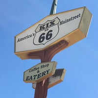 Photo taken at Kix On Route 66 by Cesare T. on 5/17/2017