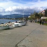 Photo taken at Cumhuriyet Meydanı by Özgür A. on 4/9/2013