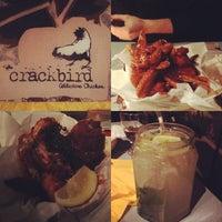 Foto diambil di Crackbird oleh Shamsia A. pada 2/14/2013