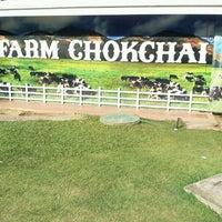 Photo taken at Chokchai Steak House by Supansa S. on 10/22/2012