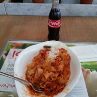 Photo taken at Vapiano by Shadow W. on 12/10/2012