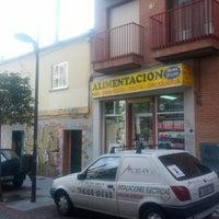 Photo taken at Alimentacion San Juan by Mario T. on 2/5/2014