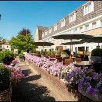 Photo taken at Hampshire Hotel - Parkzicht Eindhoven by Erscall on 5/21/2013