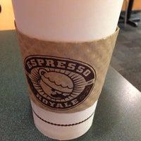 Photo taken at Espresso Royale by Ben K. on 11/26/2013